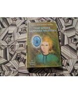 Nancy Drew #45 Spider Sapphire yellow spine PC First printing - $30.00