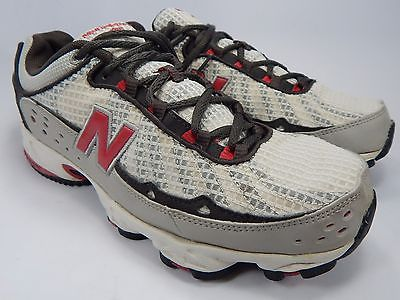 New Balance 608 Trail Running Shoes Women's Size US 9 M (B) EU 40.5 Gray WT608GR