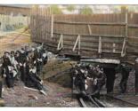 99 bu 4842 810 trains coal miners ascending from coal shaft thumb155 crop