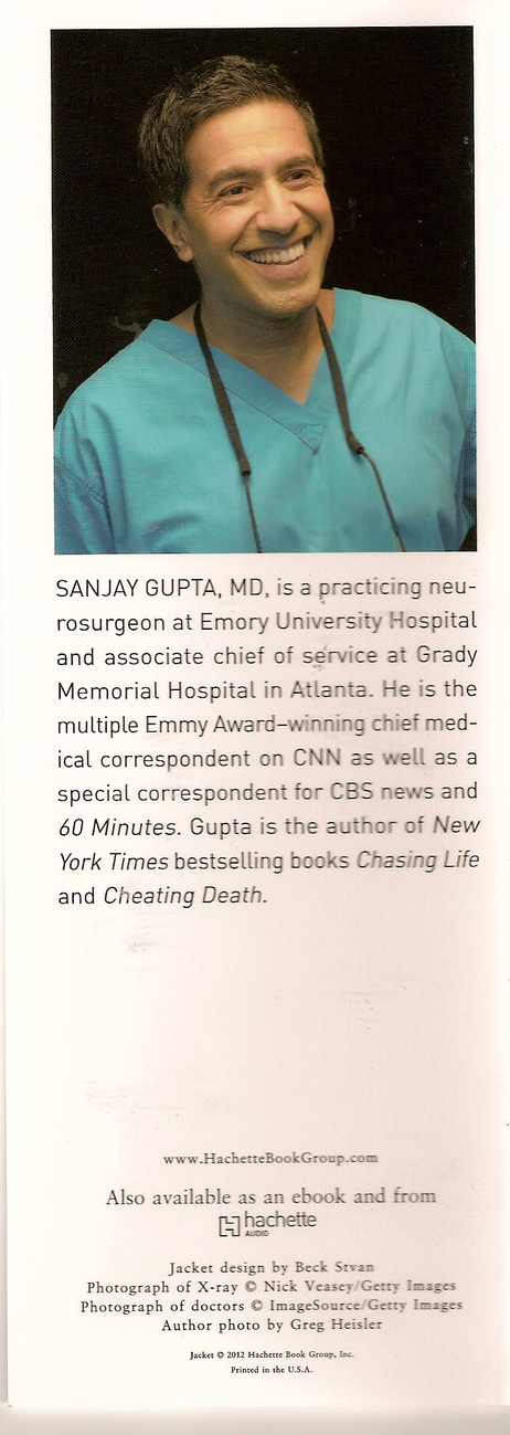 Monday Mornings: A Novel by Sanjay Gupta, MD hardcover