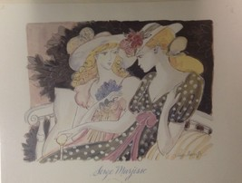 Les Confidences by Serge Marjisse - $85.00