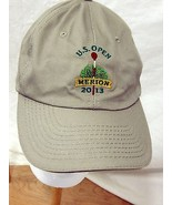 2013 US Open Merion Adjustable USGA Member Hat Cap One Size  - $24.74