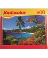 """""""Tropical Breezes"""" 500 Piece Jigsaw Puzzle  - $43.99"""