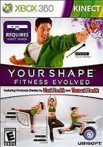 Your Shape: Fitness Evolved (Microsoft Xbox 360, 2010)VG - $6.01