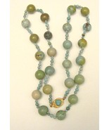 CHINESE TURQUOISE NECKLACE - $135.00