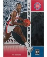 Joe Dumars Donruss Optic 19-20 #5 Winner Stays Detroit Pistons - $0.75