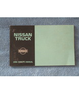 1996 Nissan Truck Owners Manual (D21-D) - $10.95