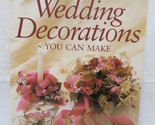 Creative Wedding Decorations You Can Make (1998, Paperback)