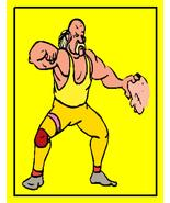 Wrestling9-Digital Clipart - $4.00