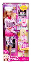 Barbie I Can Be Sweets Chef Doll - $25.00