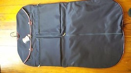 Vintage American Tourister Luggage Traveler Garment Suit Bag Blue - $29.40