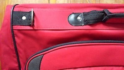 Primary image for Vintage Skyline Luggage Red 39""