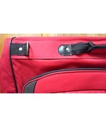 "Vintage Skyline Luggage Red 39"" - $24.74"
