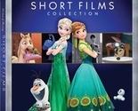 (Used) Walt Disney Animation Studios Short Films Collections Blu-ray/DVD / Case