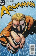 DC AQUAMAN (2003 Series) #25 NM- - $1.89