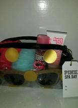 Victorias Secret Pink Warm & Cozy 6pc Spa Day Set New - $30.99