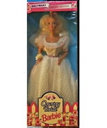 Barbie Doll  - Country Bride Barbie -  Special Edition Wal-mart 1994 [Br... - $35.00