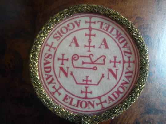 Archangel Zadkiel Seal Sigil, protection, and 50 similar items
