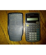 Texas Instruments Instrument TI-30Xa Business / Scientific Calculator - $9.99