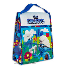 SMURFS- INSULATED LUNCHBOX - $9.06