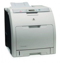 HP Color LaserJet 3000dn Workgroup Laser Printe... - $185.82