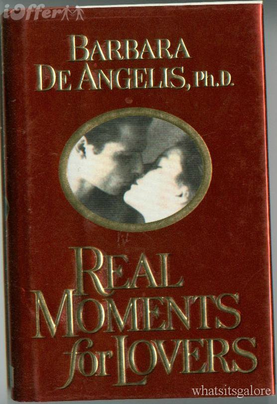 relationship books LOOK BEFORE YOU LOVE / REAL MOMENTS FOR LOVERS