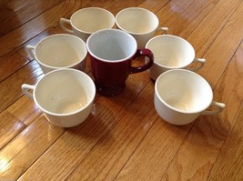Collection of 18 tea cups and 8 saucers vintage from estate image 3