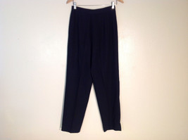 Chelsea Campbell for charter club women's Size 8 black Dress Pants image 2