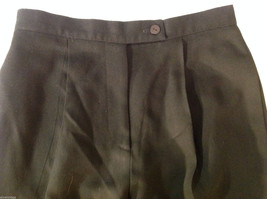 Chelsea Campbell for charter club women's Size 8 black Dress Pants image 3