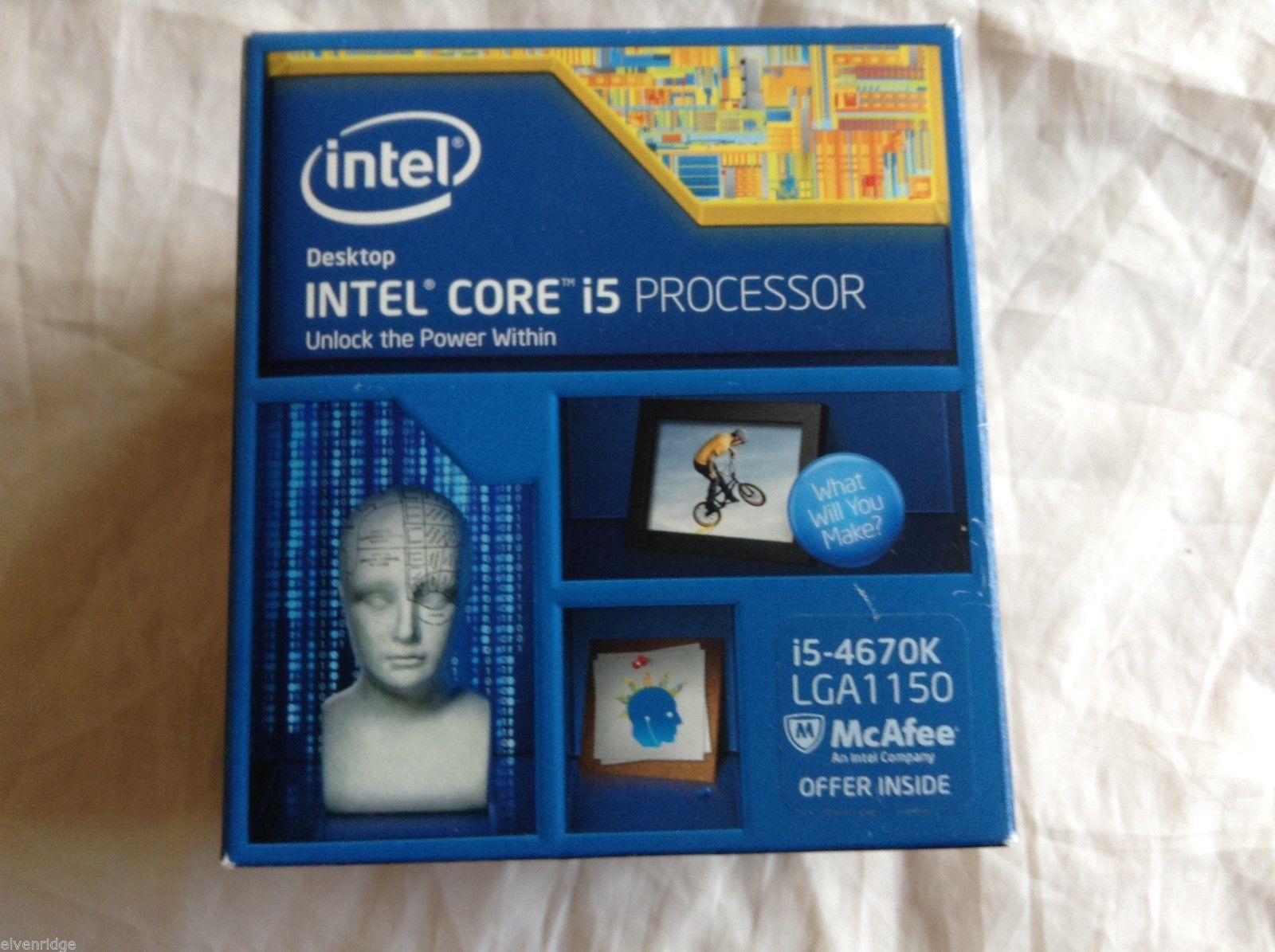 IntelCore i5 Processor Fan Only
