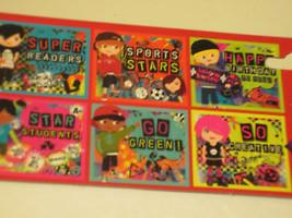 6 Classroom Signs Teacher Resouce Go Green Super Readers Star Students - $7.43