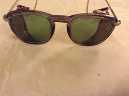 Vintage Goggles for Steam Punk Dress Up, 4-3/4 inches in length