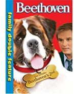 Beethoven Family Double Feature Dvd - $10.25