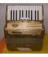 48 Bass Lignatone Pianola VI Accordion  HANDYMANS SPECIAL / COLLECTOR - €171,05 EUR