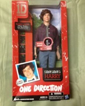 One Direction Singing Harry Doll New - $22.76