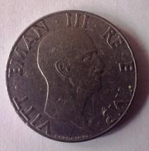 Italy Vittorio Emanuele Iii 1941 50 Centesimi Coin Free Shipping Monument - $4.00