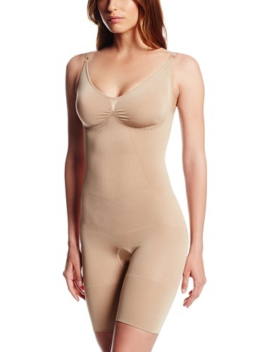 Primary image for Julie France JF002 Boxer Body Shaper, Small, Nude (Nude, Small) [Sports]