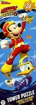 Cardinal Disney Mickey & The Roadster Racers - 24 Piece Tower Jigsaw Puzzle - v1 - $9.89