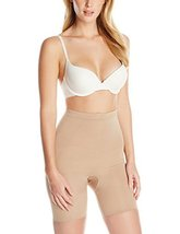 Julie France JF013 High Waist Boxer Shaper,Nude,Medium [Sports] - $68.00