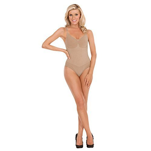 Primary image for Julie France Panty Body Shaper - Nude - Large [Apparel]