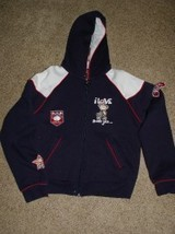 Original Bobby Jack Sweat Jacket Size Medium Girls - $5.99