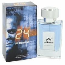 24 Live Another Day by ScentStory Eau De Toilette Spray 1.7 oz  for Men - $21.40