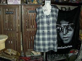 WHITLEY KROS Trendy Gray Wool Dress Size 6 - $14.85