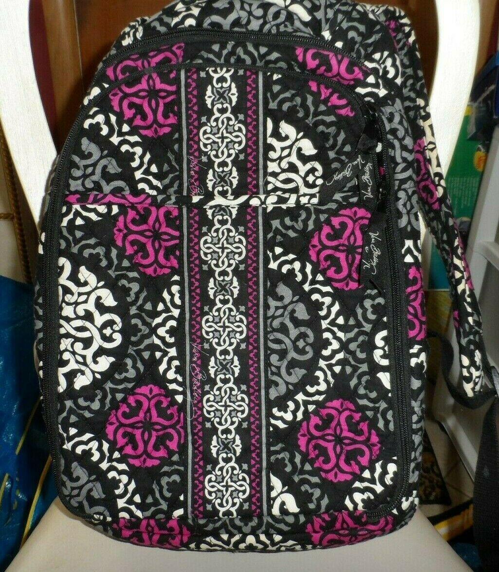 Vera Bradley Backpack baby bag in Canterberry Magenta
