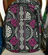 Vera Bradley Backpack baby bag in Canterberry Magenta image 1