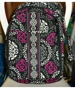 Vera Bradley Backpack baby bag in Canterberry Magenta - $88.00