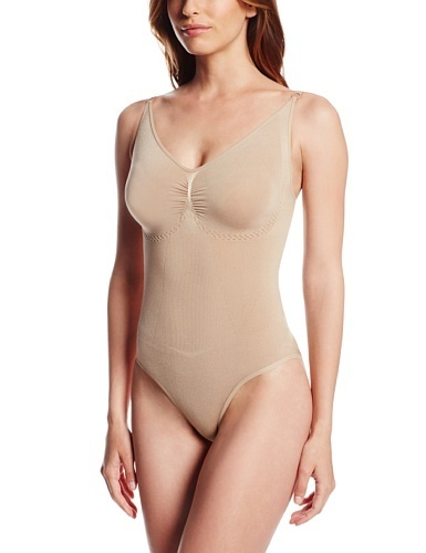Primary image for Julie France JF003 Cami Body Shaper (Nude, Large) [Sports]
