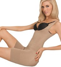 Julie France JF001 Frontless Body Shaper (Nude, Medium) [Sports] - $82.00