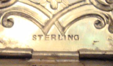 VICTORIAN STERLING WHATSIT?