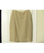Limited straight wool blend skirt, size 6, NWT - $35.00